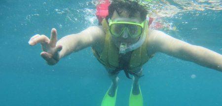 Snorkeling-tanjung-benoa-water-sport